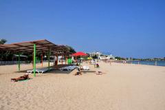 Черноморское пляж фото 1