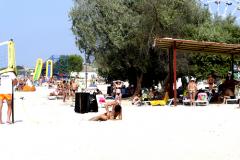 Черноморское пляж фото 2