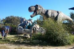 Динопарк в Евпатории фото 4