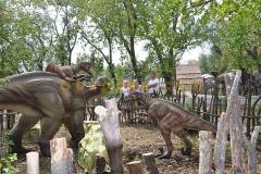 Динопарк в Евпатории фото 6