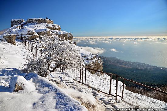 Крым в декаре фото 1