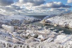 Крым зимой фото 4