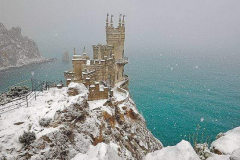 Крым зимой фото 6