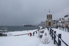 Крым зимой фото 7