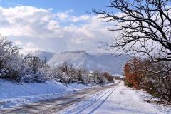 Крым зимой фото 8