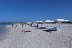 белый пляж в оленевка фото 1