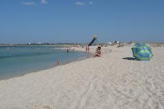 белый пляж в оленевка фото 2