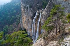 водопады крыма 1