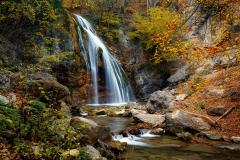 водопады крыма 2