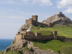 Генуэзская крепость: главная достопримечательность Судака