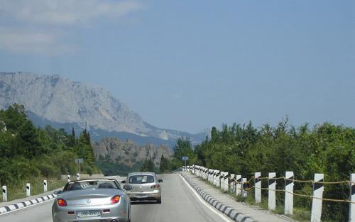 Забронировать машину Крым, Симферополь