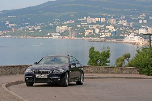 Как забронировать авто в Крыму