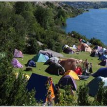 Отдых с палаткой в Крыму 2019