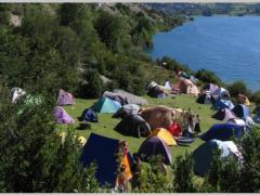 Отдых с палаткой в Крыму 2018