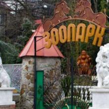 Зоопарк Сказка в Ялте (Крым)