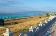 Береговое, Феодосия: теплые воспоминания о Черном море