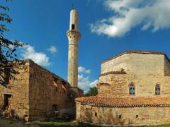 Текие (обитель) дервишей: древняя обитель в Евпатоии