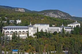 Санаторий «Горный» в Крыму: бывшая царская резиденция