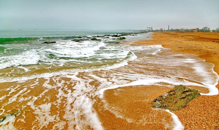 Отдых на восточном берегу крыма