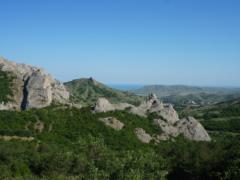 Из Ставрополя в Крым на отдых в Феодосию!