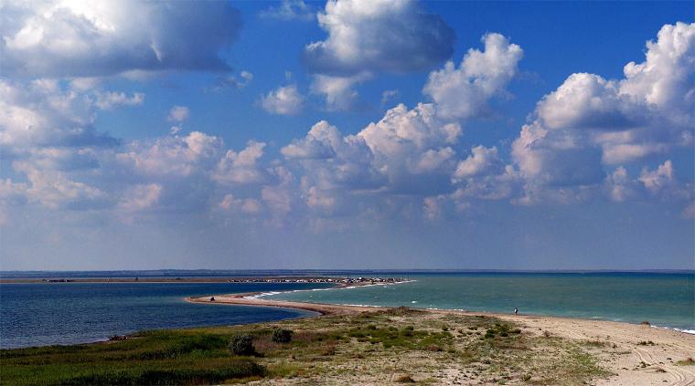 Лучшие песчаные пляжи Крыма