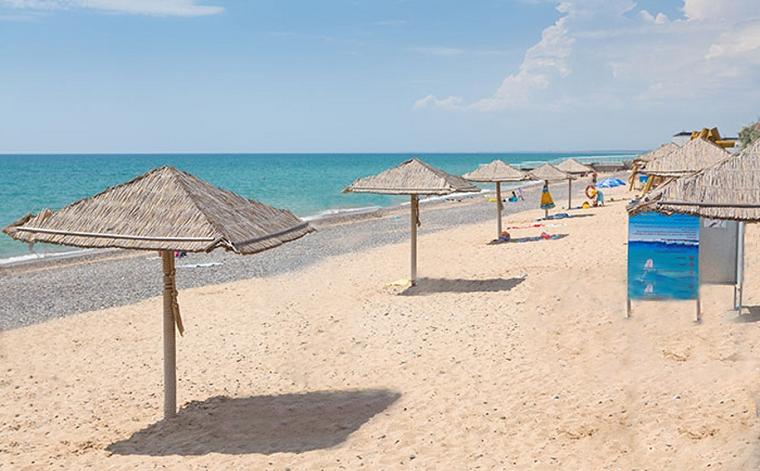 хорошие пляжи Крыма с песком