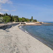 Алушта отдых в частном секторе 2019: цены, море, пляжи