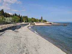 Алушта отдых в частном секторе 2018: цены, море, пляжи