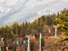Канатная дорога Ялта-Горка: цены 2019