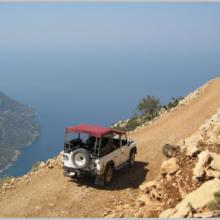 Катание на джипах по Крыму: что можно посмотреть, стоимость поездки, видео