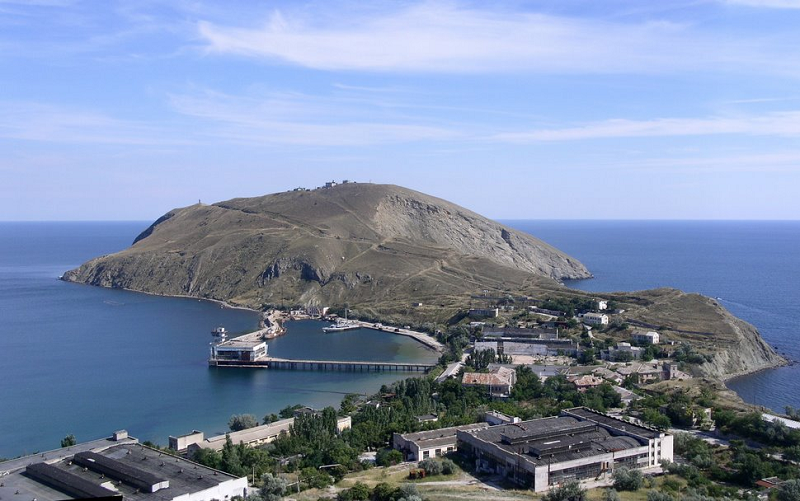 Места в Крыму, где мало отдыхающих