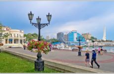 Обзорная экскурсия по городу Севастополь