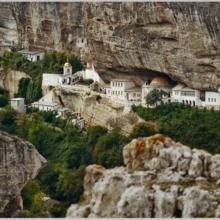 Интересная экскурсия по городу Бахчисарай (Крым)