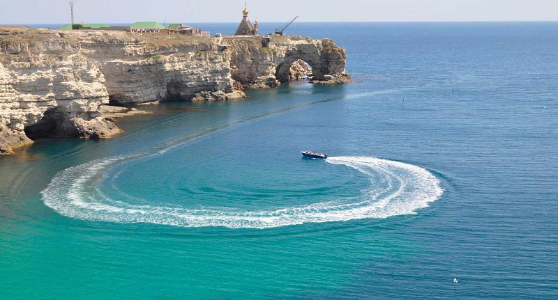 крым самое чистое море и пляжи