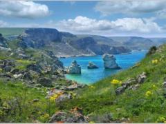 7 малоизвестных мест в Крыму, где можно уединиться