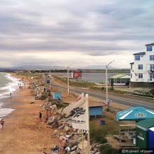 Крым, поселок  Приморский: стоит ли здесь отдыхать?