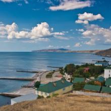 Отдых в п. Курортное, Крым. Отзывы отдыхающих