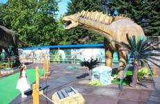 Динопарк в Евпатории — отдых всей семьей