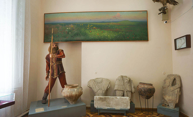 Историко-краеведческий музей в Евпатории