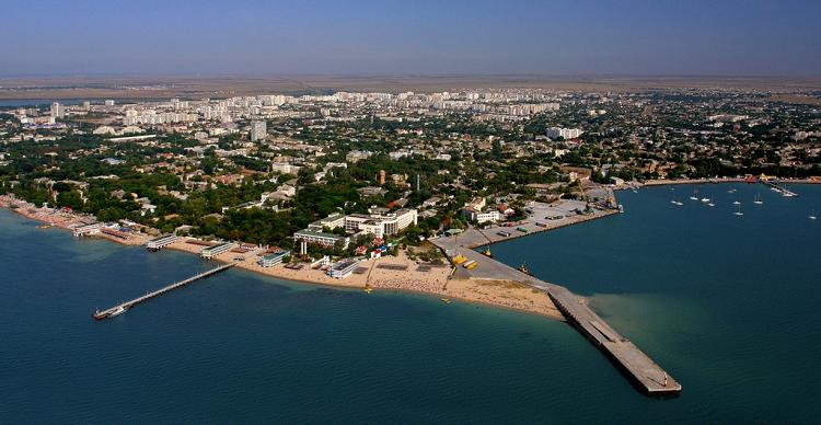 Крым Евпатория