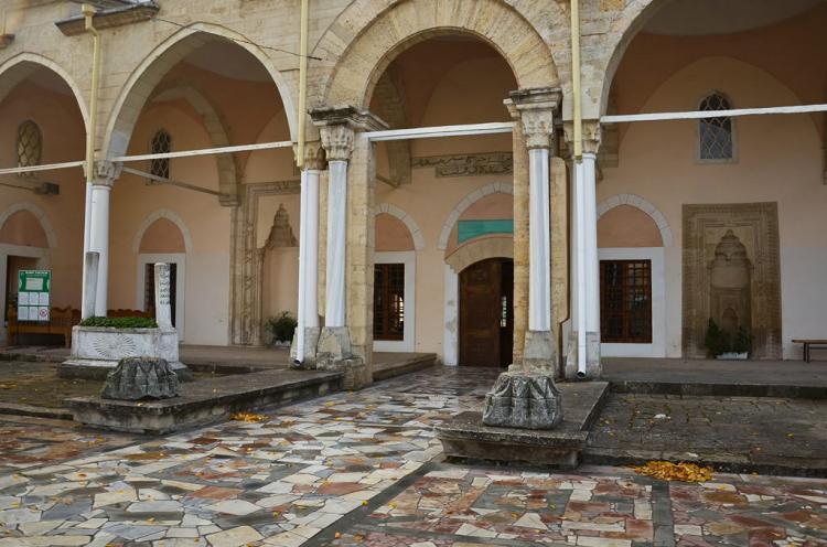 Мечеть Джума-Джами Крым, Евпатория