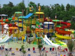 Аквапарк Банановая республика в Евпатории — лучшее развлечение для детей
