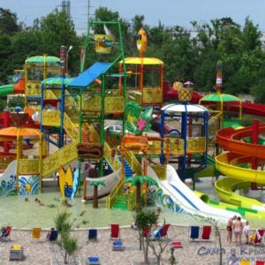 Аквапарк Банановая республика — лучшее развлечение для детей