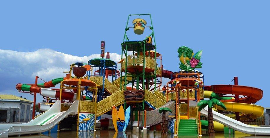 Аквапарк Банановая Республика фото, сайт, цены 2018