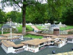 Посетите парк в Евпатории «Крым в миниатюре», где собраны все достопримечательности полуострова!