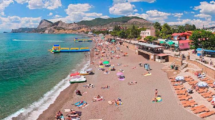 Лучшие курорты для отдыха с детьми в Крыму