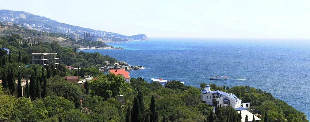 Курорты Крыма для отдыха с детьми