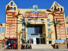 Аквапарк Коктебель: крутые виражи на воде!