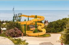 Аквапарк в Симеизе: горки, фото, видео, актуальные цены на 2018 год