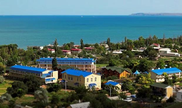 крым снять жилье у моря недорого